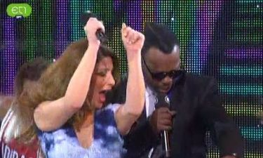 Eurovision 2013: Έλενα Παπαρίζου – Vegas: Μαζί με το «My number one» στη σκηνή του Ελληνικού τελικού!