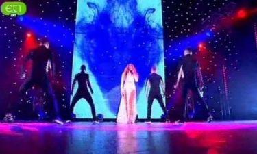 Eurovision 2013:  Το ατύχημα της Ηλιάδη πριν τον ελληνικό τελικό