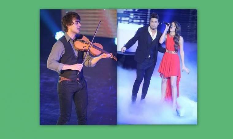 Eurovision 2013: Το ξύρισμα του Ρίμπακ στο αεροδρόμιο , το μαλλί του Μπιλάν και τα δάκρυα της Ντέμυ