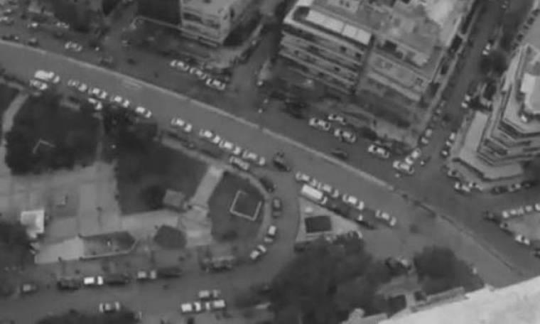 Απίστευτο βίντεο: Πήδηξε στο κενό από τον Πύργο Αθηνών