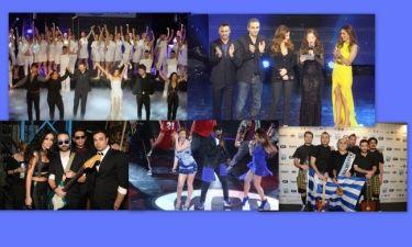 Eurovision 2013: Ο Ελληνικός τελικός σε φωτογραφίες!