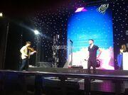 Eurovision 2013: Εντυπωσιασμένος ο Ρίμπακ με τον Κώστα Μαρτάκη