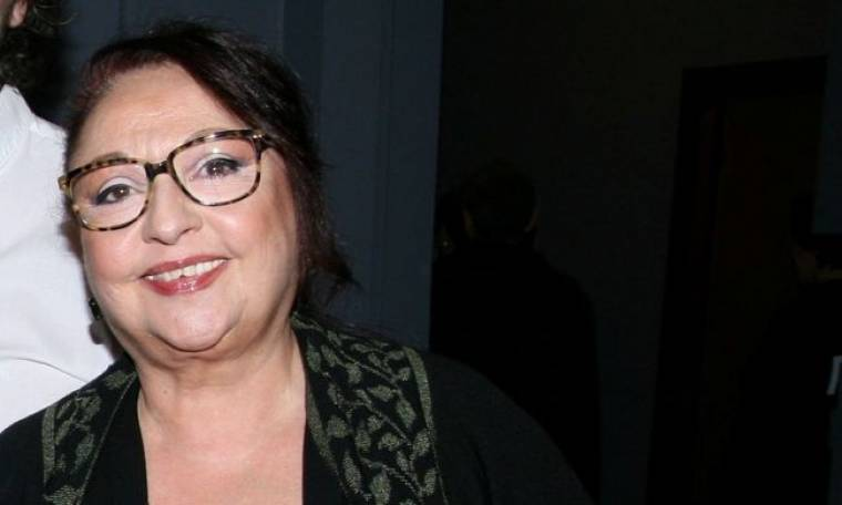 Μίρκα Παπακωνσταντίνου: «Το δυνατό γέλιο σημαίνει ζωή»