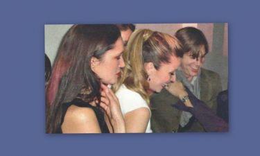 Το πάρτι-έκπληξη της Χρουσαλά στον σύζυγό της!