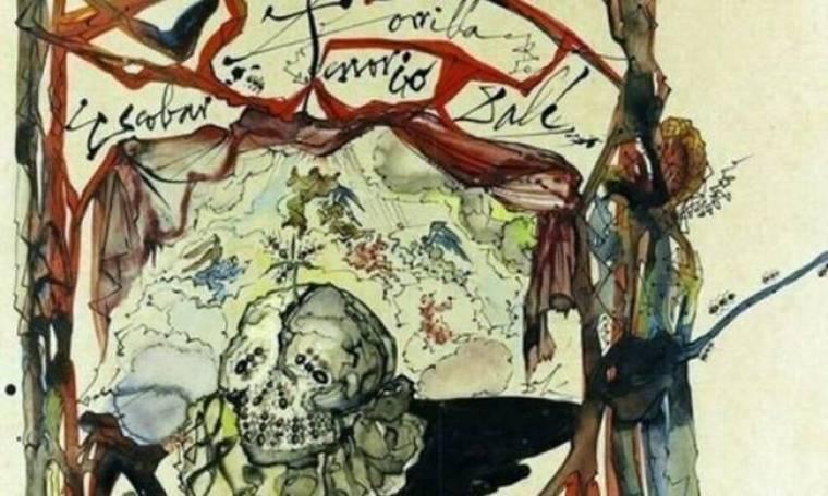 Έλληνας κατηγορείται για κλοπή πίνακα του Νταλί