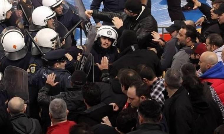 Στον εισαγγελέα για τα επεισόδια στον αγώνα Παναθηναϊκού-Ολυμπιακού