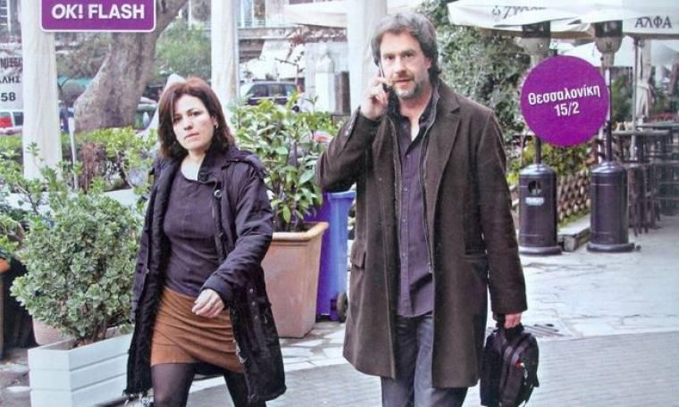Τουμασάτου – Σταύρου: Στη Θεσσαλονίκη με την κόρη τους!