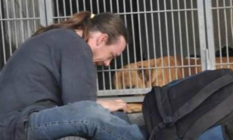 Συγκλονιστικό: Πήρε πίσω τον σκύλο του με μια φωτογραφία στο Facebook