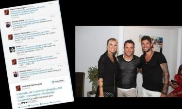 Μιχάλης Σηφάκης-Κατερίνα Καινούργιου: Πυκνώνουν οι συναντήσεις και τα σχόλια στο twitter! (Nassos blog)