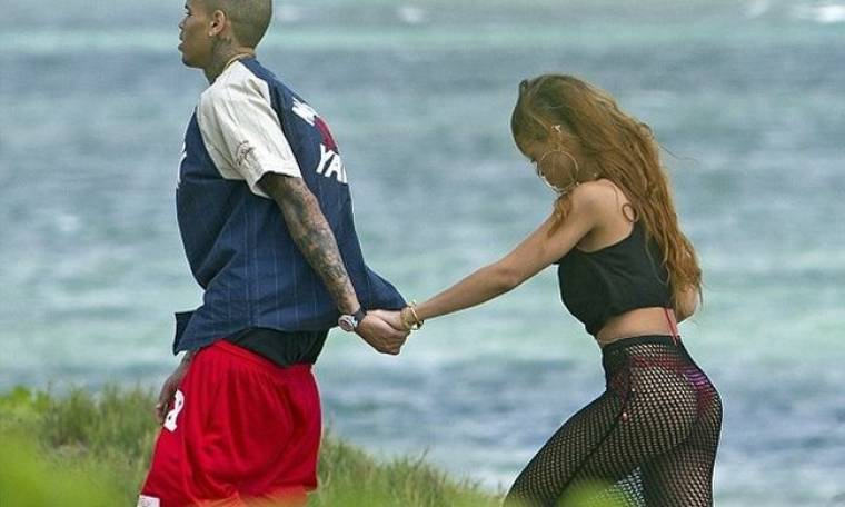 Μπλέχτηκε στα δίχτυα της Rihanna!