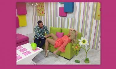Συνέβη πριν από λίγο: Καυτό… Ελληνίδα παρουσιάστρια έπαθε κράμπα on air… (Nassos blog)