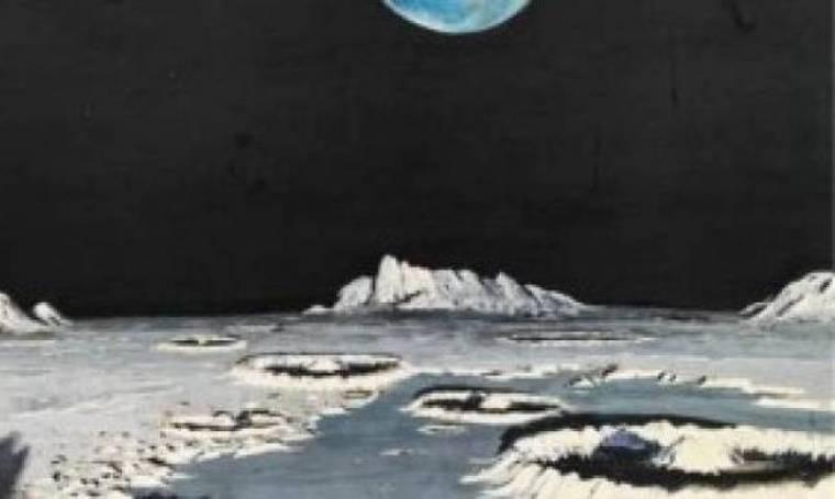 Εντόπισαν νερό σε σεληνιακά πετρώματα!
