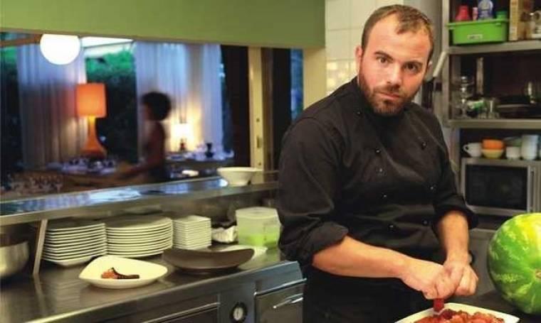 Βασίλης Καλλίδης: «Κάποτε έσπασα τη μισή κουζίνα του εστιατορίου μου γιατί…»