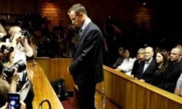 Το αστείο του δικαστή για τα προσθετικά μέλη του Πιστόριους