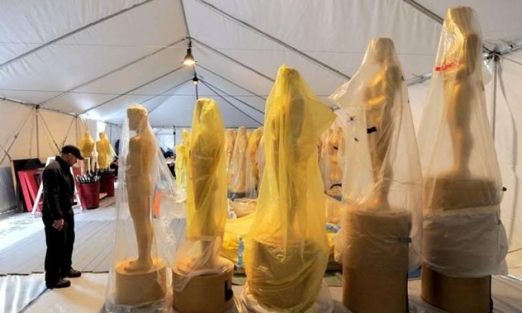 Οσκαρ 2013: Τα αγαλματάκια βγήκαν από τις σακούλες!