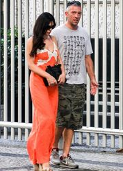 Monica Bellucci: Διακοπές στο Ρίο ντε Τζανέιρο με τον σύζυγό της