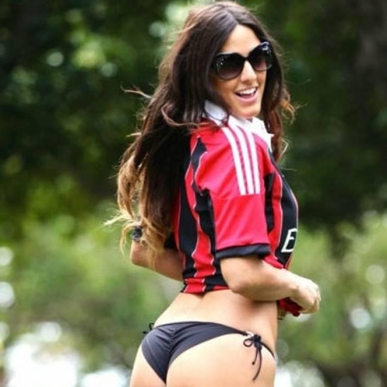 Με στιλ αθλητικό η… Claudia Romani!
