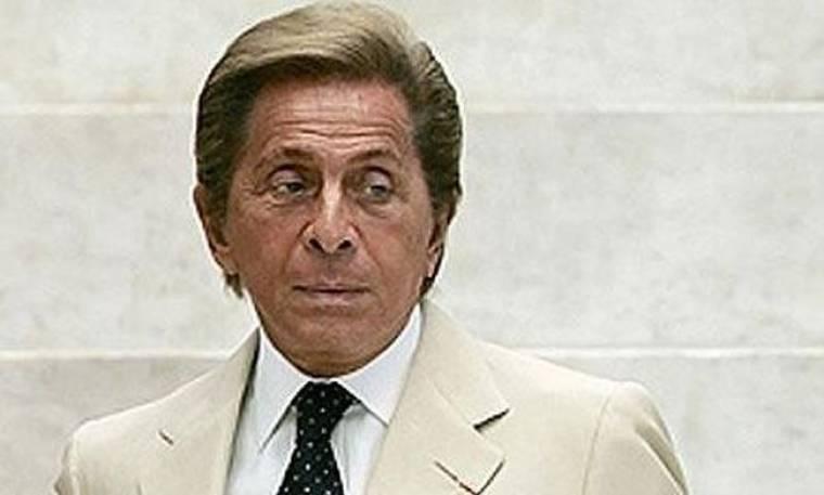 Valentino: «Η Τζάκι Κένεντι με ανέδειξε»