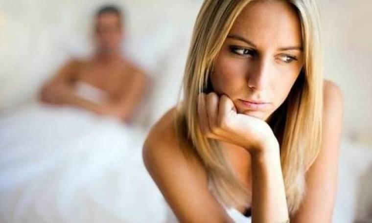 Tι κρύβεται πίσω από το γυναικείο άγχος στο σεξ;