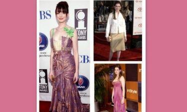 Anne Hathaway: Οι 3 κιτς, red carpet εμφανίσεις της, που θέλει να ξεχάσει