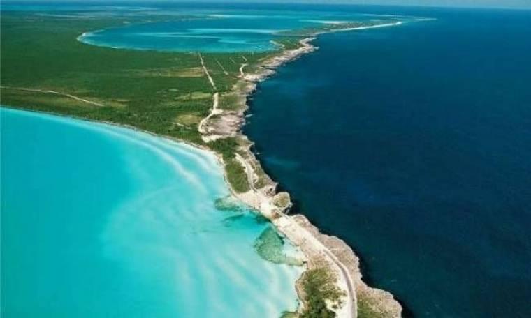 Εκεί που η Καραϊβική συναντά τον Ατλαντικό! (ΦΩΤΟ)