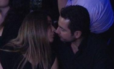 «Καυτά» φιλιά για την Έρρικα Πρεζεράκου και τον Ιερώνυμο Κοντονή
