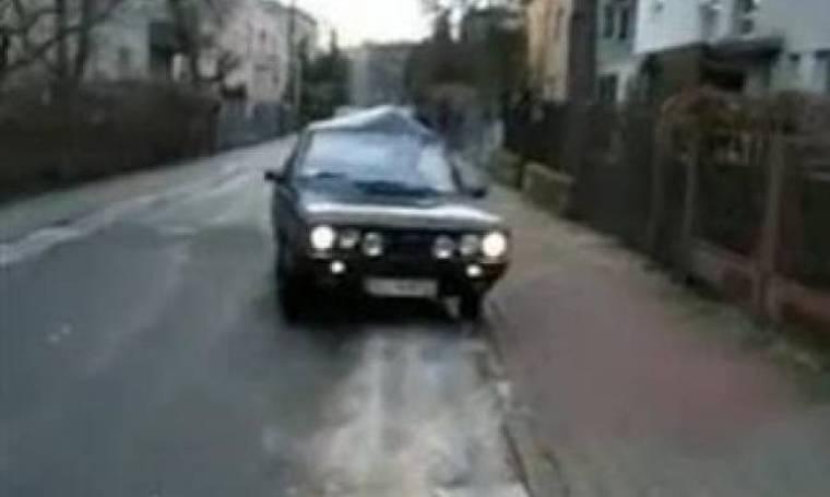 Βίντεο: Φαινόταν ένα νορμάλ αυτοκίνητο