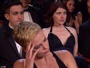 Όσκαρ 2013: «Είδαμε τα β@ζ@@ σου»: Σε ποια κυρία το είπε;