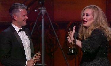 Όσκαρ 2013:  Έβαλε τα κλάματα η Adele!