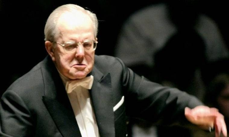 «Έφυγε» από την ζωή ο κορυφαίος μαέστρος-πιανίστας Βόλφγκανγκ Σαβάλις