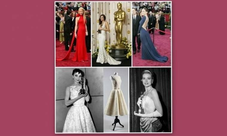 Tα 10+1 φορέματα που άφησαν εποχή στο κόκκινο χαλί των Oscar