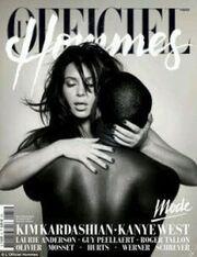 Kim Kardashian - Kanye West: Φωτογραφήθηκαν γυμνοί