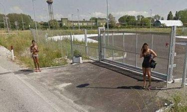 Δεν θα πιστεύετε τι φωτογράφισε το Google Street View! (pics)