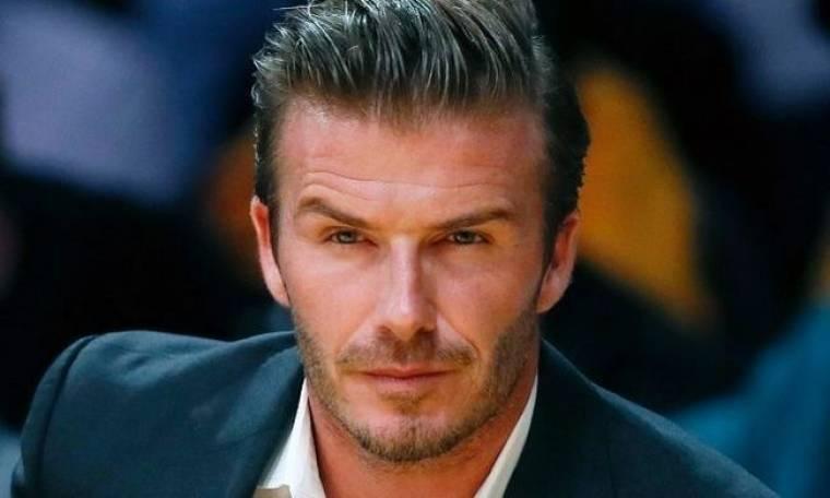 Ουπς! Ο David Beckham χωρίς εσώρουχο