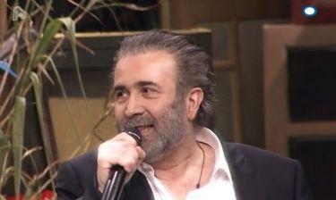 Η επιστροφή του Λάκη Λαζόπουλου στην tv