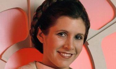 Νοσηλεύτηκε σε νοσοκομείο η «πριγκίπισσα Λέια»