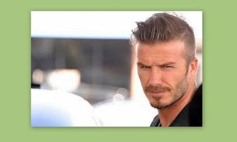 Ένα αυτοκίνητο αξίας ογδόντα χιλιάδων ευρώ για τον Dadin Beckham