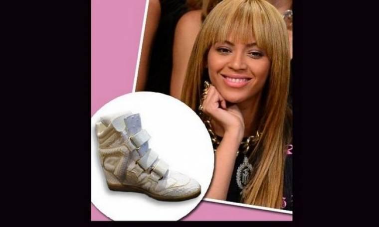 H Βeyonce ξεπέρασε τα όρια: Εξόντωσε τέσσερα σπάνια ζώα για να φτιάξει... παπούτσια!