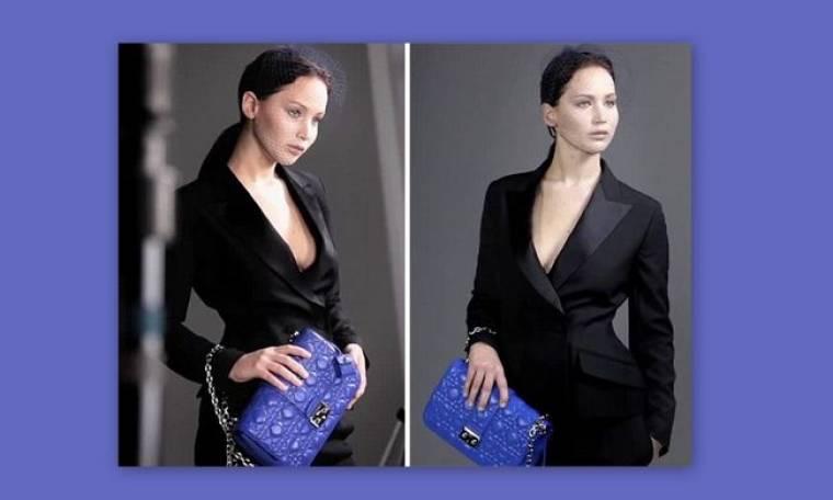 Jennifer Lawrence: «Λατρεύω το photoshop»