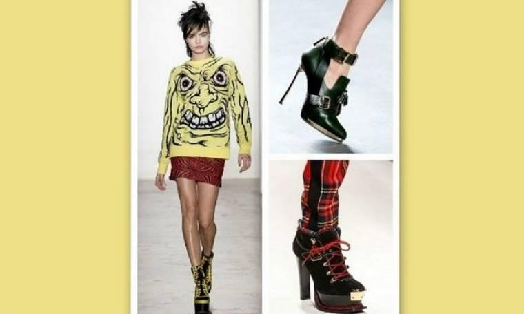 Tα πιο hot παπούτσια της επόμενης σεζόν, όπως τα είδαμε στα catwalks