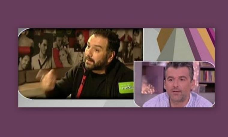 Γιώργος Λιάγκας: «Ο Γρηγόρης δεν είναι χοντρός, κοντός είναι»