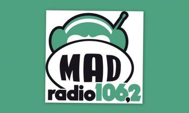 Έρχεται το νέο MAD RADIO 106,2!