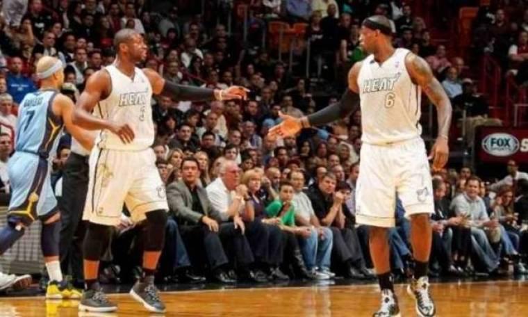 NBA: «13άρι» για Χιτ (videos)