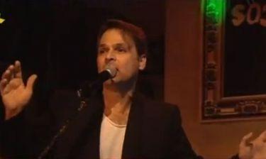Σταμάτης Γαρδέλης: Από το θεατρικό σανίδι σε μουσική σκηνή