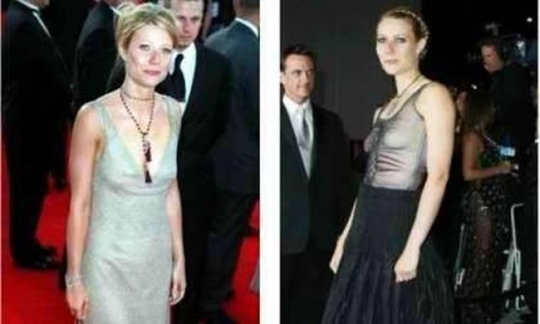 Για ποια εμφάνισή της η Gwyneth Paltrow δήλωσε «Έπρεπε να έχω φορέσει σουτιέν»;