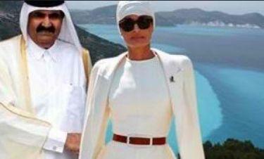 Εμίρης του Κατάρ: Αγόρασε το νησί Οξυά και ετοιμάζει θερινό ανάκτορο στη χώρα μας!