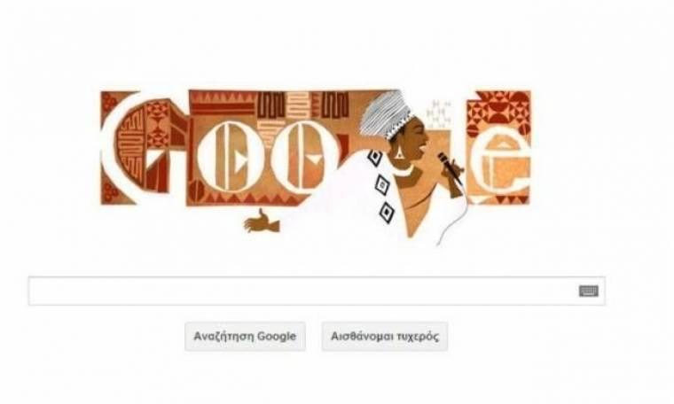 Μίριαμ Μακέμπα: Η Google της αφιερώνει το doodle της