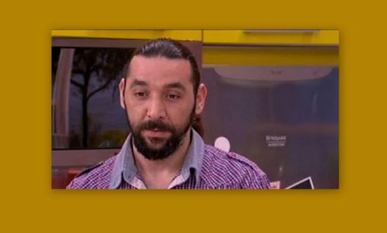 Ο Γραμματικόπουλος που αποχώρησε από το Master Chef  αποκάλυψε πώς ήθελε να φύγει γιατί…