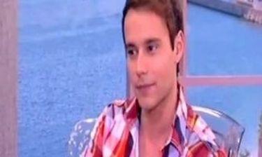 Ορφέας Παπαδόπουλος: Γιατί είπε «όχι» στο Dancing with the stars
