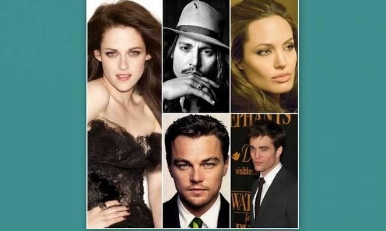 Δείτε ποιοι είναι οι πιο καλοπληρωμένοι star του Hollywood